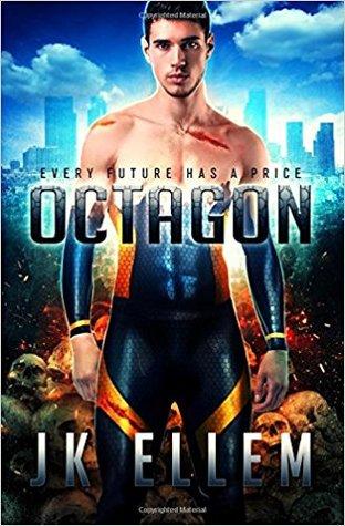 Octagon: The Octagon Trilogy, Book 1 por J.K. Ellem PDF FB2 978-1537143316
