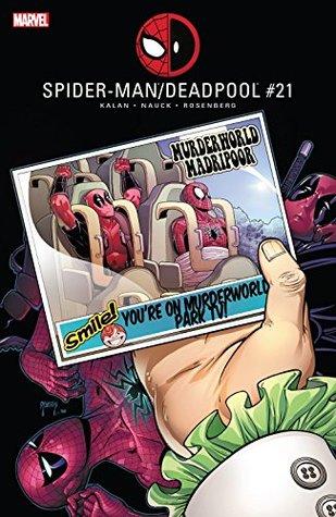 Spider-Man/Deadpool (2016-) #21