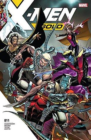 X-Men: Gold #11