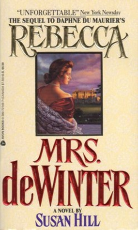 Mrs. de Winter by Susan Hill