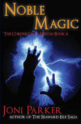 Noble Magic (The Chronicles of Eledon, #4)