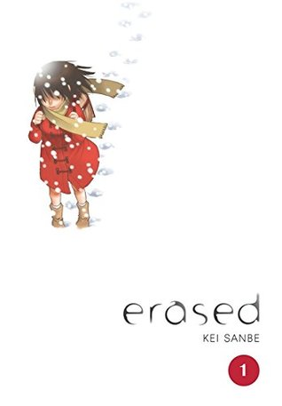 Erased Volume 1 By Kei Sanbe
