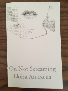 On Not Screaming