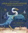 Animales fantásticos y dónde encontrarlos by Newt Scamander