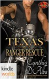 Texas Ranger Rescue (Brotherhood Protectors Kindle Worlds Novella)