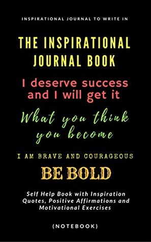 Self Help Quotes New The Inspirational Journal Book Inspirational Journal To Write In