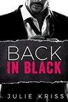 Back in Black (Bad Billionaires, #4)