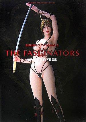 THE FASCINATORS - Shungo Yazawa Figure Collections Book (DENGEKI MP SERIES)[Japanese Edition]