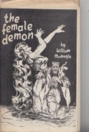 The Female Demon: Thirty-One Poems of Fantasy and the Unusual