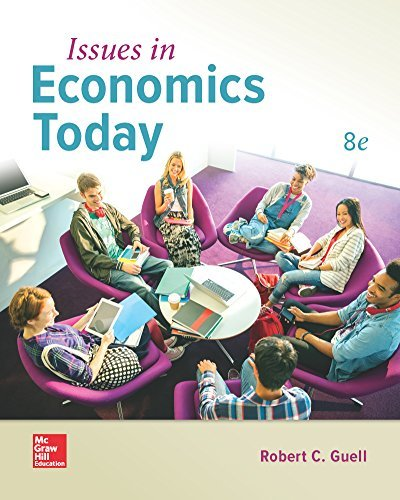Issues in Economics Today (Irwin Economics)