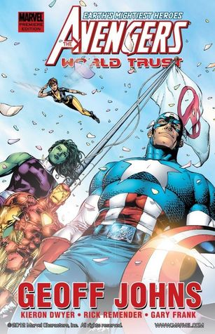 Avengers by Geoff Johns