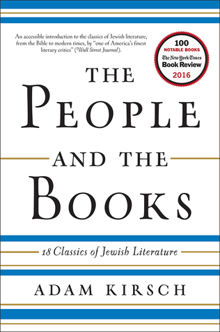 The people and the books 18 classics of jewish literature by adam 34068502 fandeluxe Choice Image
