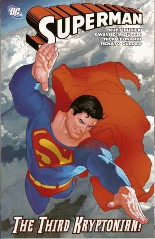 The Third Kryptonian!