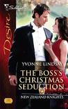 The Boss's Christmas Seduction (New Zealand Knights, #1)