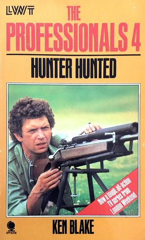 Hunter Hunted (The Professionals 4)