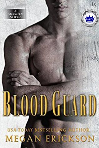 Review: Blood Guard by Megan Erickson (@Mollykatie112, @MeganErickson)
