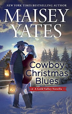 Cowboy Christmas Blues (Gold Valley, #0.5)