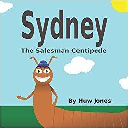 Sydney the Salesman Centipede by Huw    Jones