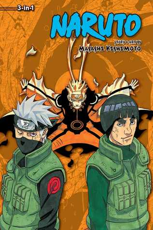 Naruto (3-in-1 Edition), Vol. 21: Includes Vols. 61, 62  63