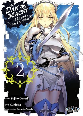 DanMachi – La Légende des Familias (Manga), #2