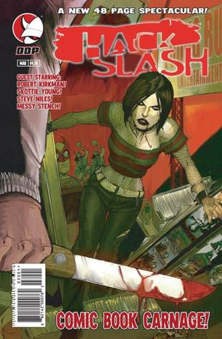 Hack/Slash: Comic Book Carnage