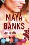 Løgn og lykke by Maya Banks