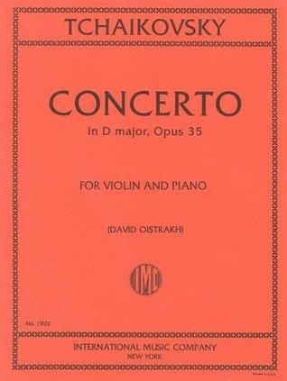 Tchaikovsky: Violin Concerto in D major Op.35 (Violin & Piano)