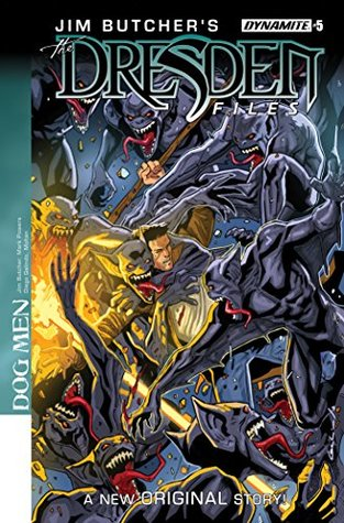 Jim Butcher's The Dresden Files: Dog Men #5