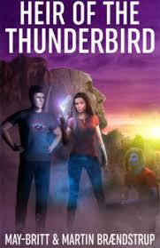 Heir of the Thunderbird by May-Britt Brændstrup
