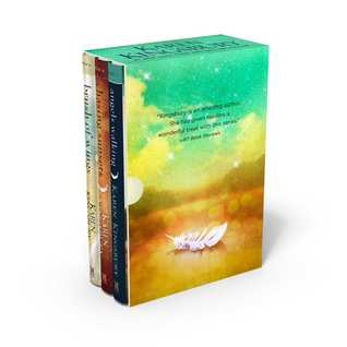 Angels Walking Collection: Angels Walking, Chasing Sunsets, and Brush of Wings