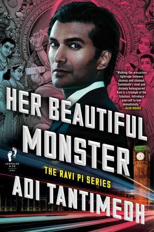 Her Beautiful Monster (Ravi PI #2)