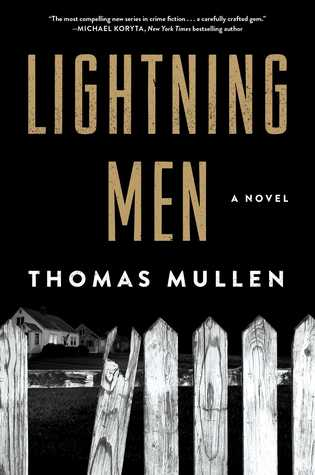 Lightning Men (Darktown, #2)