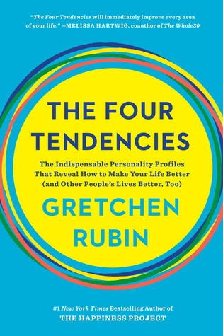 The Four Tendencies, Gretchen Rubin, Book Review