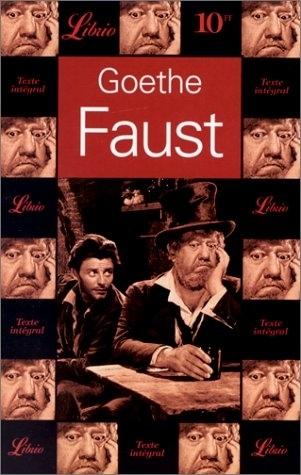 Faust : Première partie de la tragédie