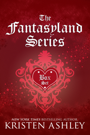 The Fantasyland Series Box Set