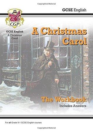 New GCSE English - A Christmas Carol Workbook