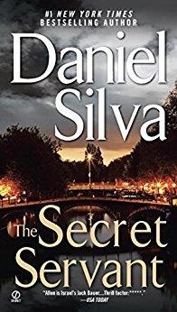 The Secret Servant by Daniel Silva