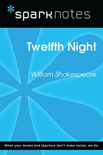 Twelfth Night (SparkNotes Literature Guide) (SparkNotes Literature Guide Series)