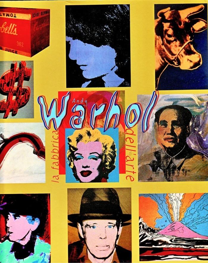 Andy Warhol: la fabbrica dell'arte