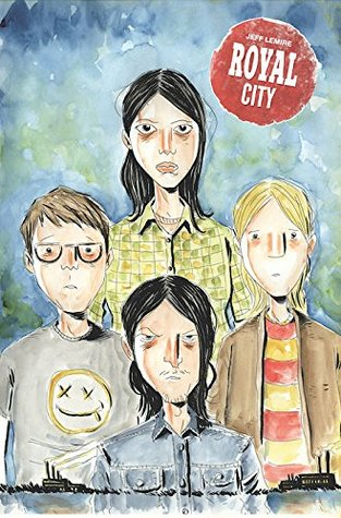 Royal City, Vol. 2: Sonic Youth