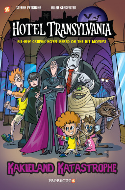 "Hotel Transylvania Graphic Novel Vol. 1: ""Kakieland Katastrophe"""