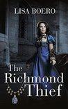 Book cover for The Richmond Thief (Lady Althea Mystery Series Book 1)
