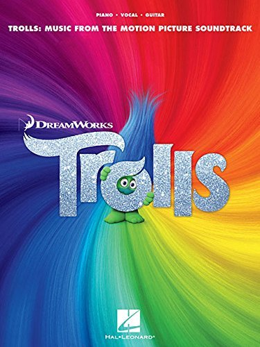 Trolls: Music from the Motion Picture Soundtrack, Songbook