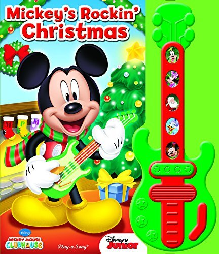 Disney® Junior Mickey Mouse Clubhouse Mickey's Rockin' Christmas