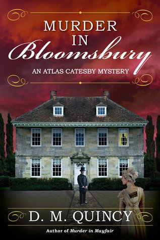 Murder in Bloomsbury (Atlas Catesby #2)