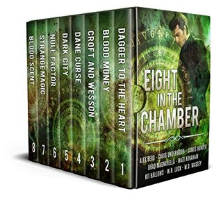 Eight in the Chamber: Urban Fantasy/Sci-Fi Box Set