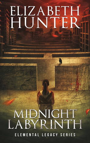 Midnight Labyrinth (Elemental Legacy, #4)