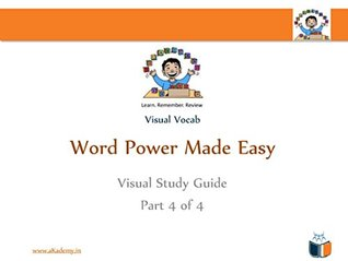 Word Power Made Easy: Visual Study Guide - Part 4 of 4