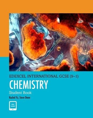 Edexcel International GCSE (9-1) Chemistry--Student Book [with eBook Access Code]