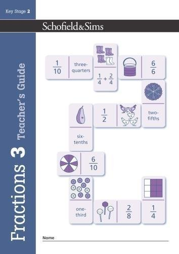 Fractions, Decimals and Percentages Book 3 Teacher's Guide: Year 3, Ages 7-8